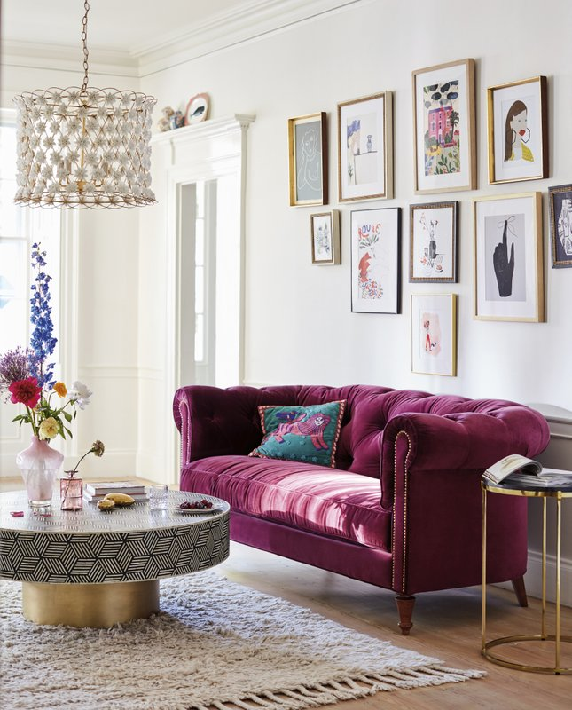 RIGHT AT HOME: Choosing the perfect sofa for your space
