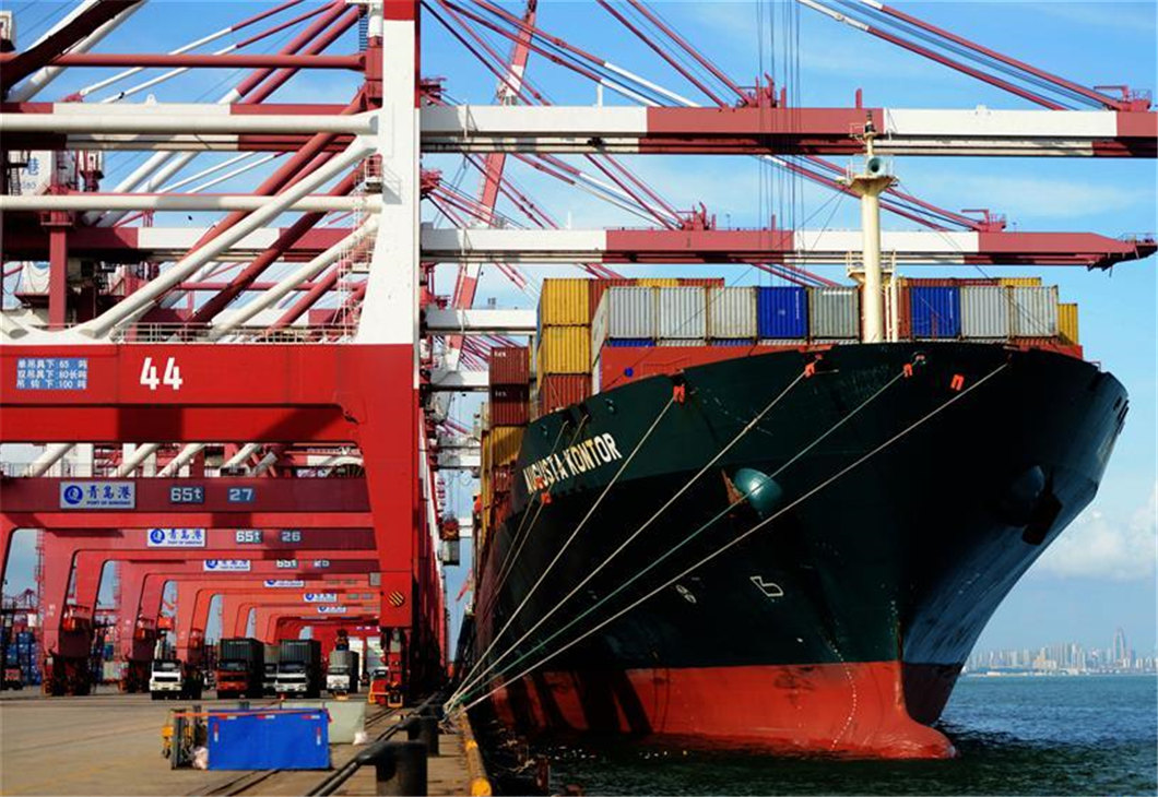 China's foreign trade up 11.3 pct in first 10 months