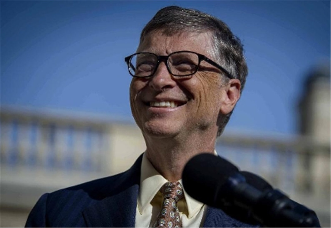 Bill Gates expects to 'share the future' with Chinese partners