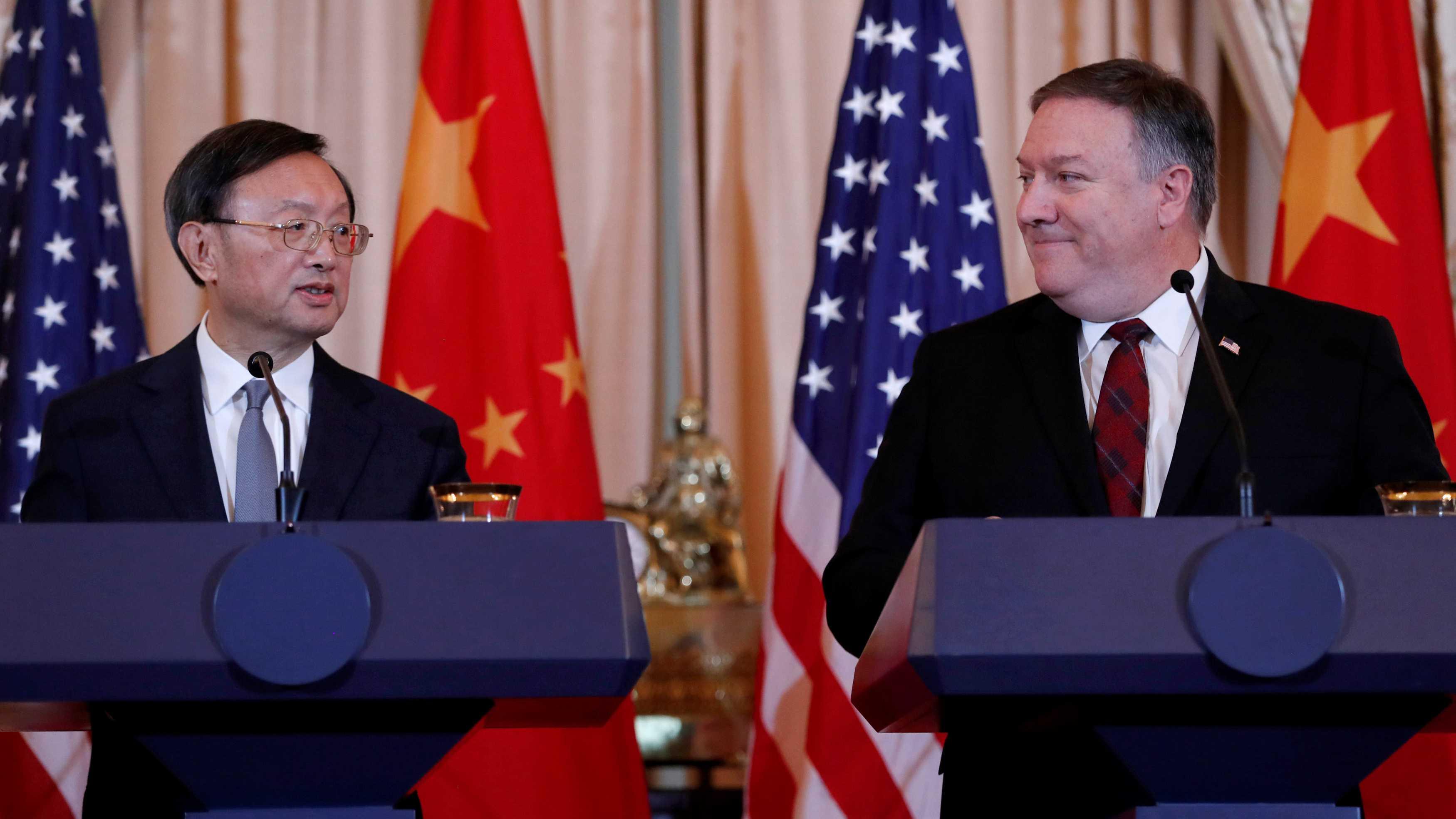 China tells US Xi-Trump meeting at G20 is critical to bilateral ties