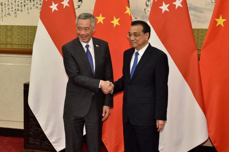 China, Singapore explore more potentials for BRI cooperation