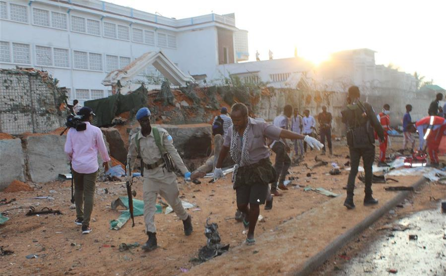 UN Security Council condemns terrorist attacks in Mogadishu