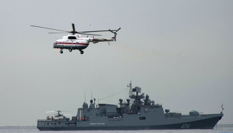 Russia, Japan start joint naval drills in Gulf of Aden: Russian Navy