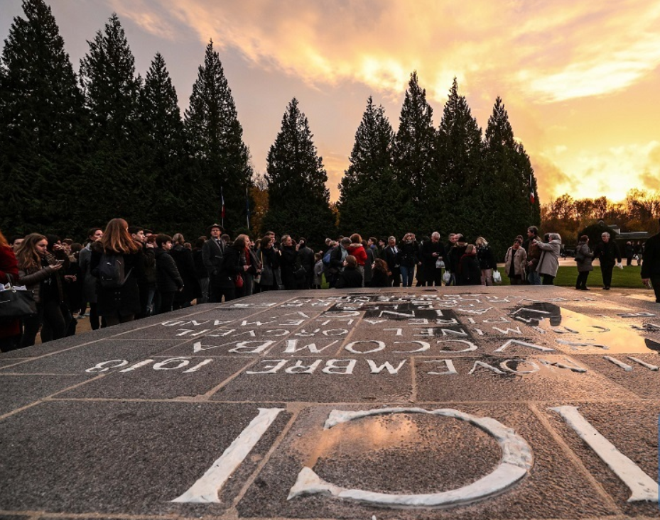 100 years after end of WWI, world more than ever needs new type of international relations
