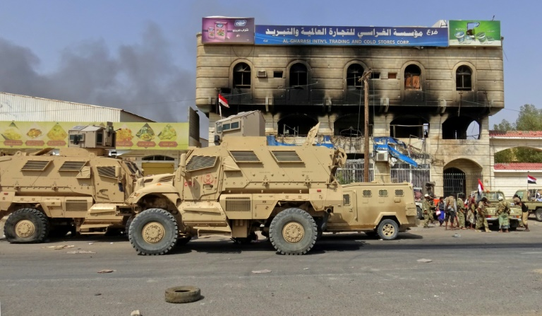 Clashes reach residential streets in Yemen's Hodeida