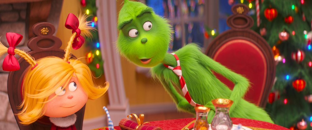 'Dr. Seuss' The Grinch' makes off with $66 mln at box office