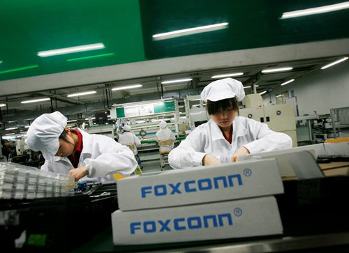 Foxconn plant's troubles point to worsening US business environment