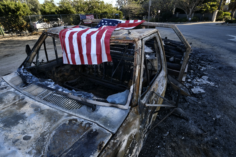 Wildfires deadliest on record in California with at least 29 dead