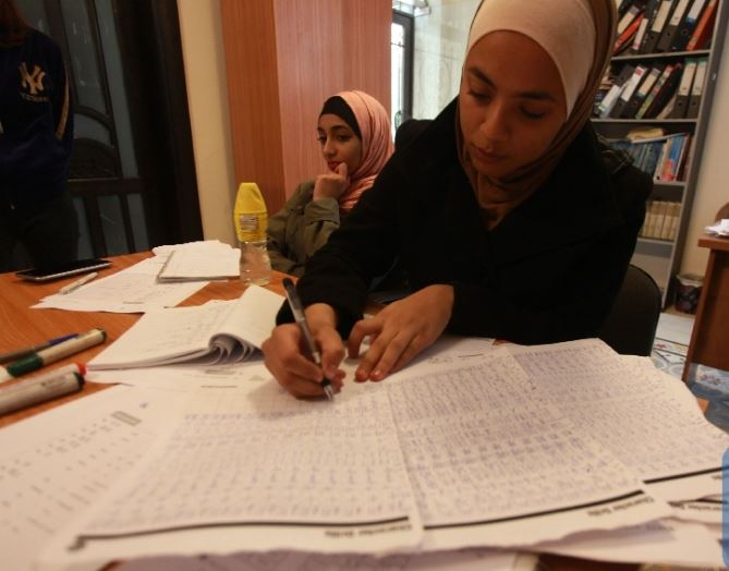 Young Palestinians learn Chinese to boost ties