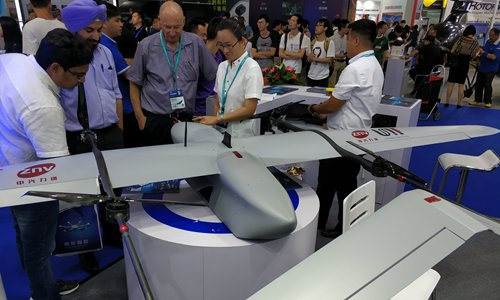 China's Shenzhen becoming world's hub of rising drone industry