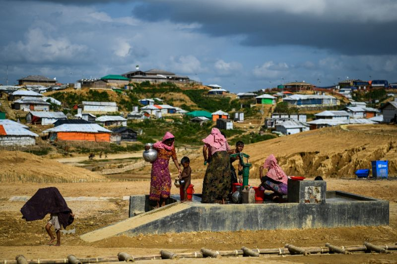 Rohingya flee camps fearing forcible return to Myanmar