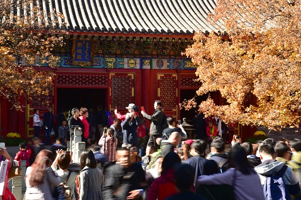 Beijing to further open outbound travel market