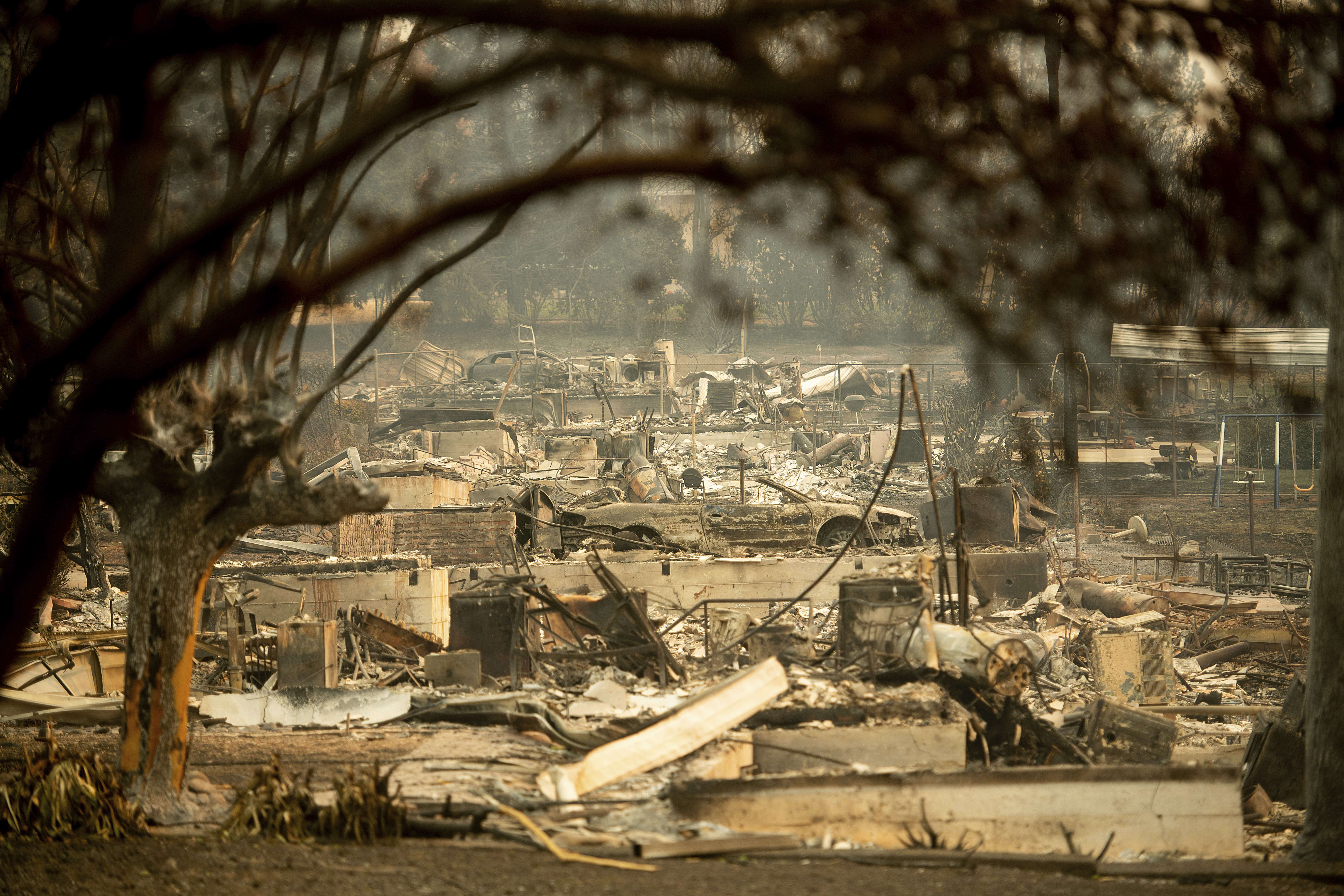Camp fire death toll at 42, making it worst in California history
