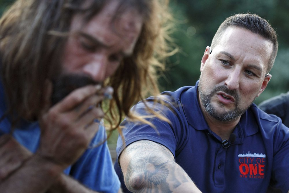 Amid drug crisis, spiritual first responders hit the streets