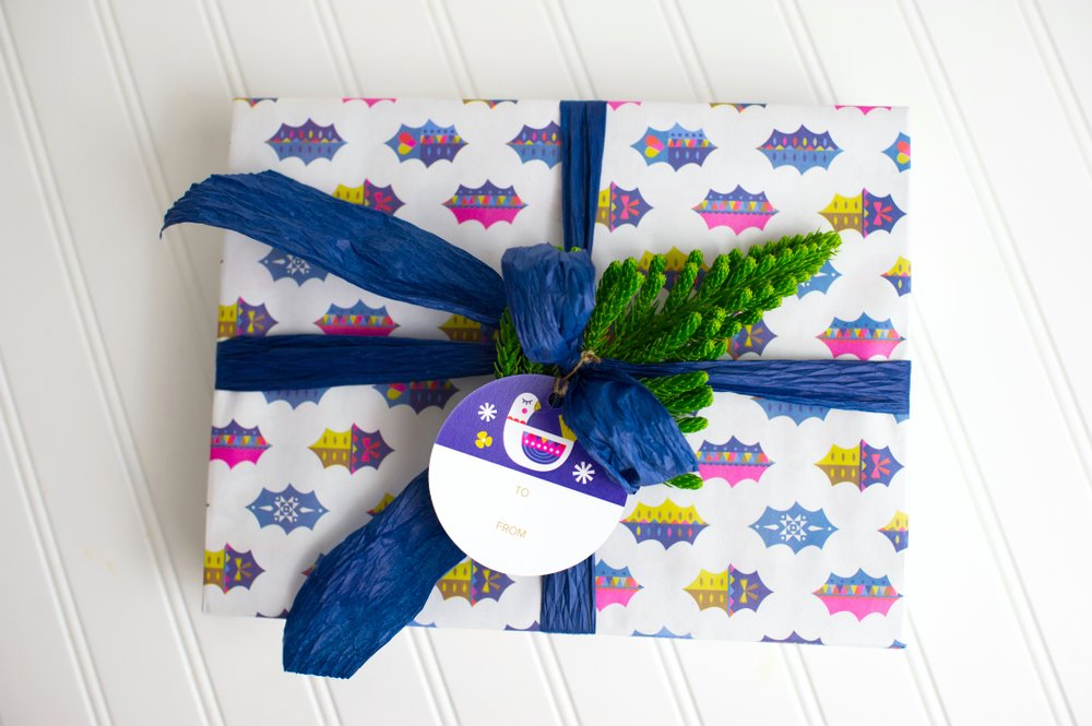 Wrapping up the holidays in an eco-friendly way