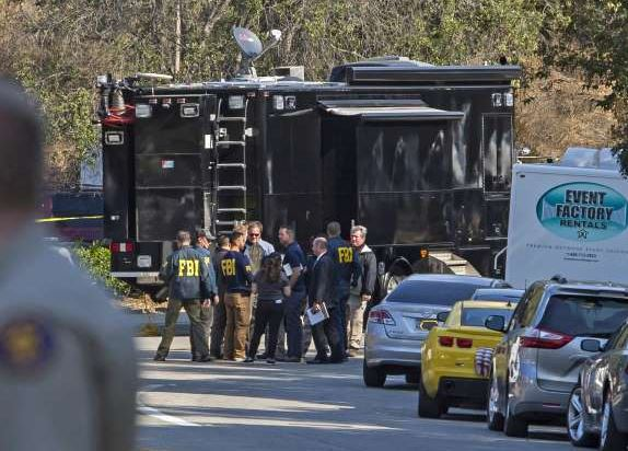 Authorities still assessing why California shooter snapped