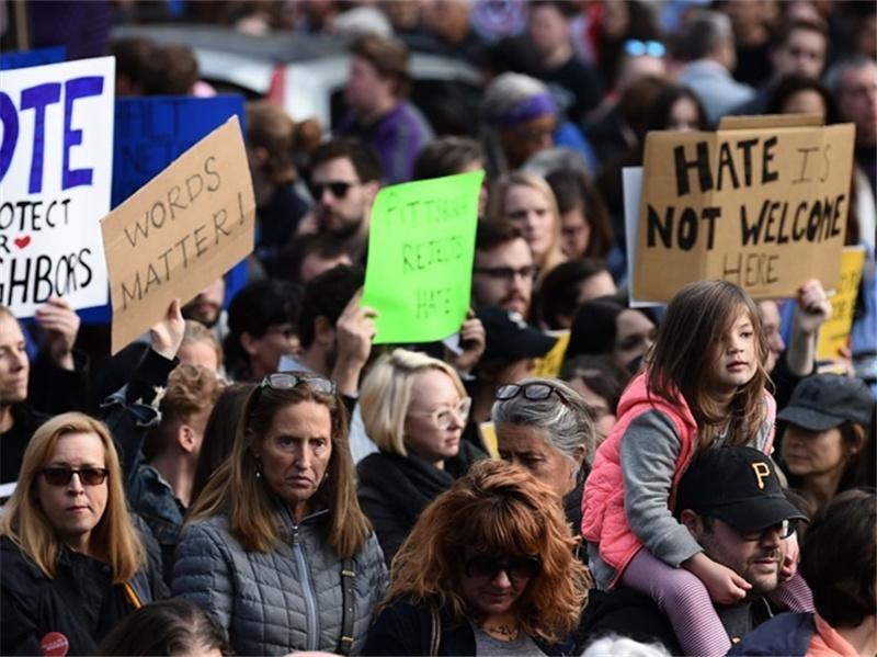 US hate crimes soar 17 percent last year: FBI report