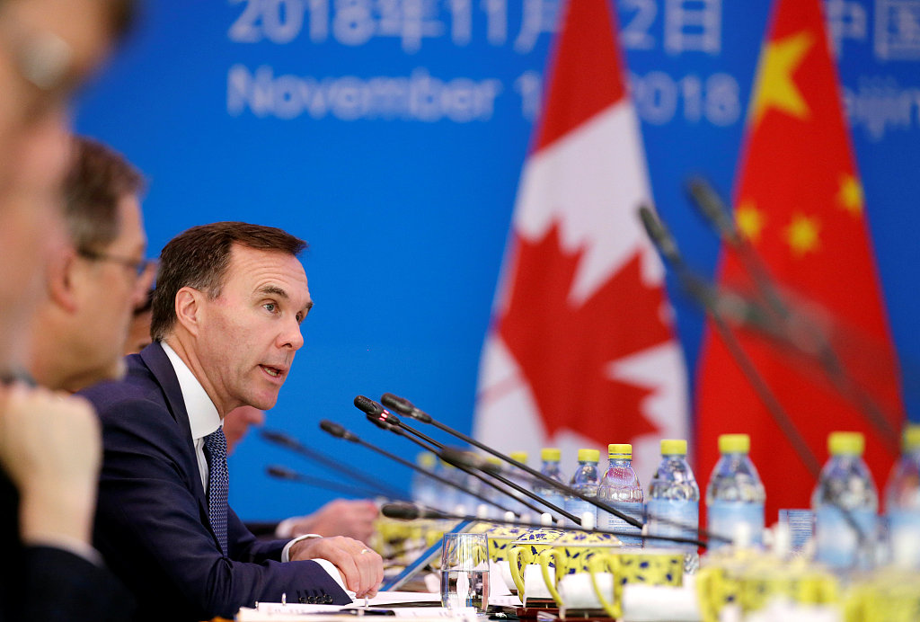 Canada takes sector-by-sector approach for bigger trade deal with China: officials