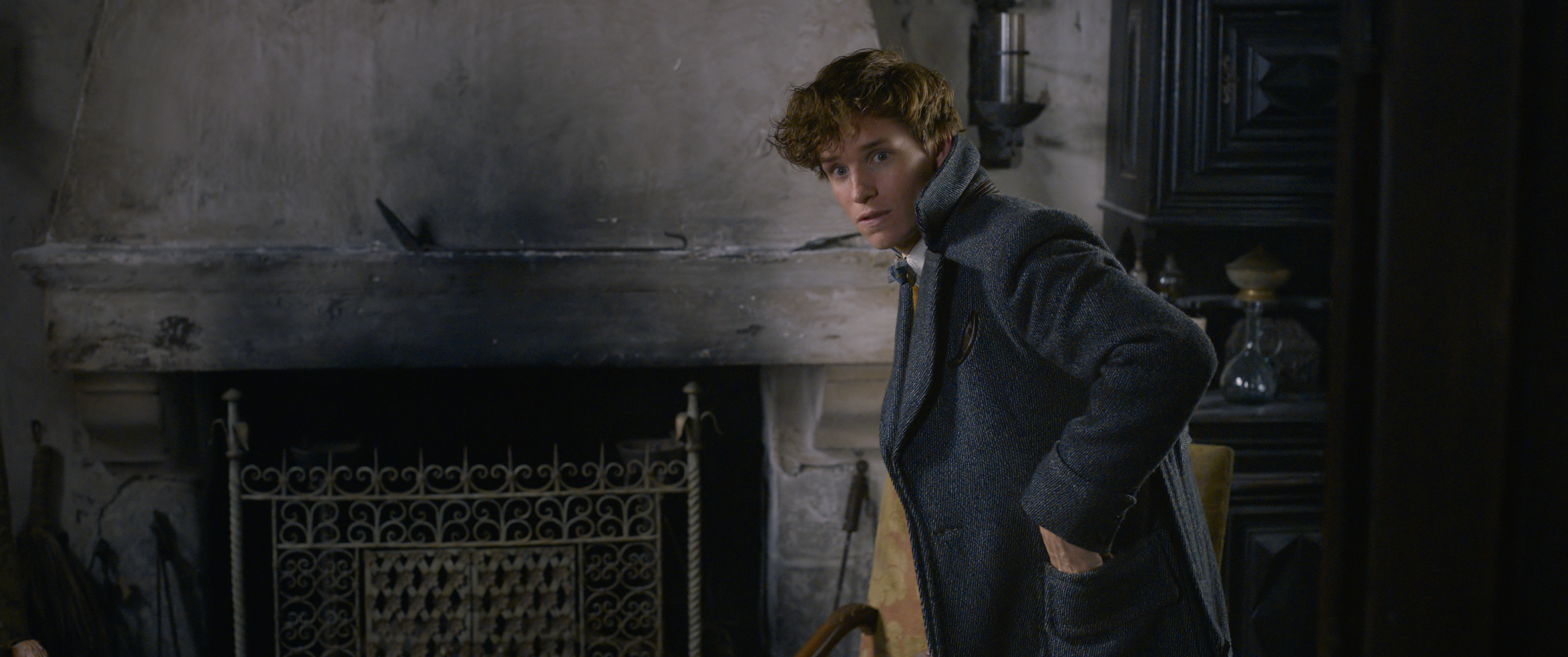 See the film stills of 'Fantastic Beasts: The Crimes of Grindelwald'