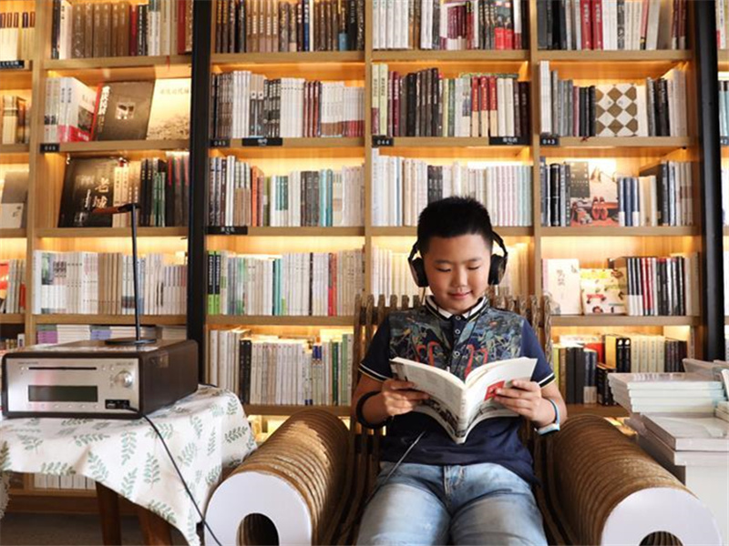 China's publishing industry booming over past 40 years