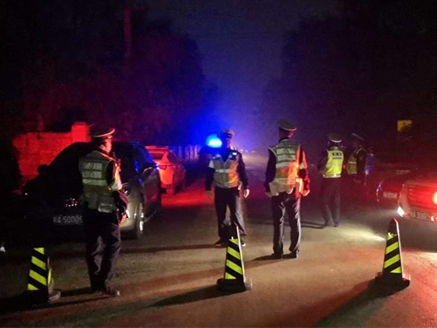 10 killed in NW China car-truck collision