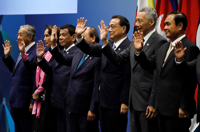 China-ASEAN strategic partnership a boon to Asia-Pacific