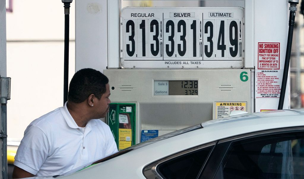 Energy drives US consumer prices to 9-month high in October