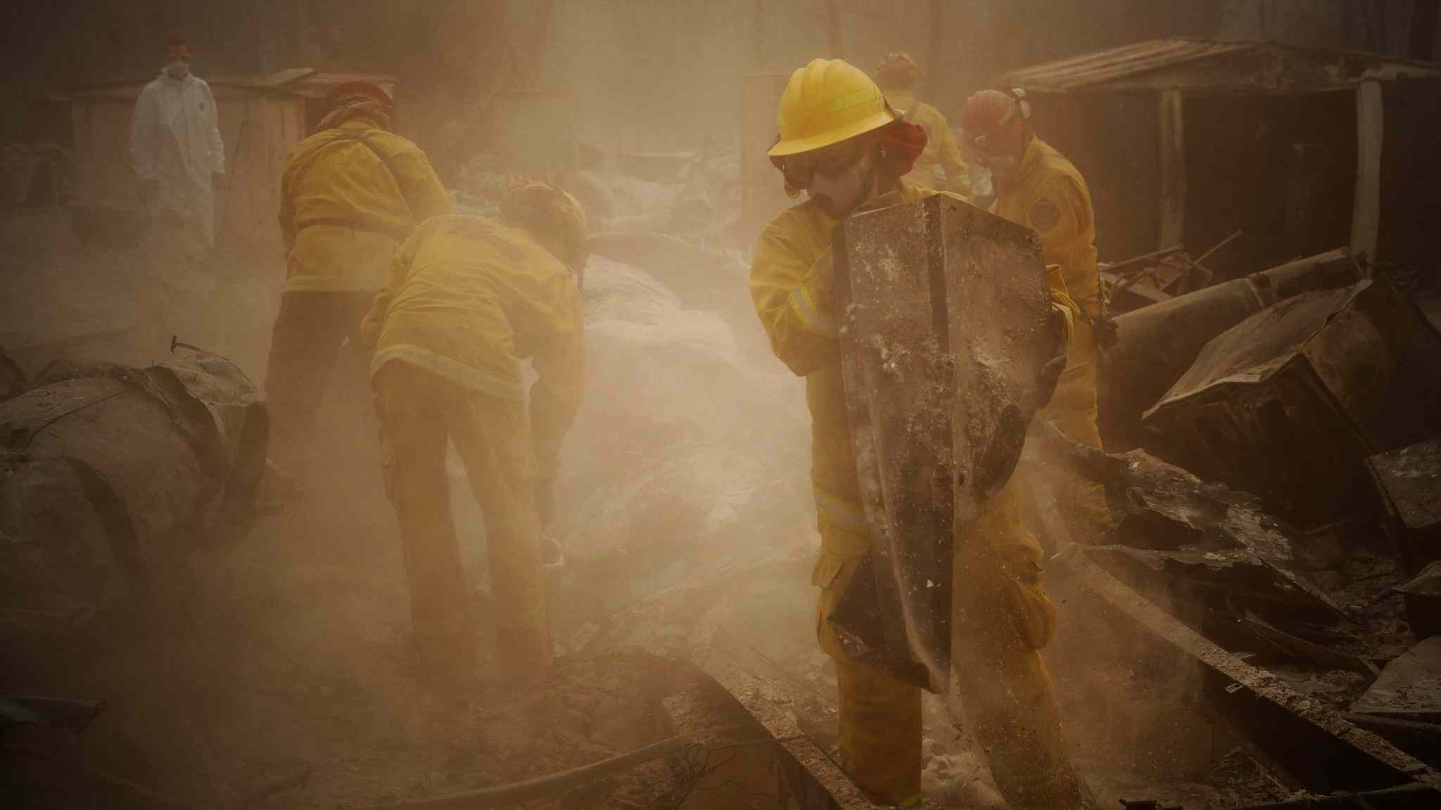 Death toll in California's deadliest wildfire rises to 50