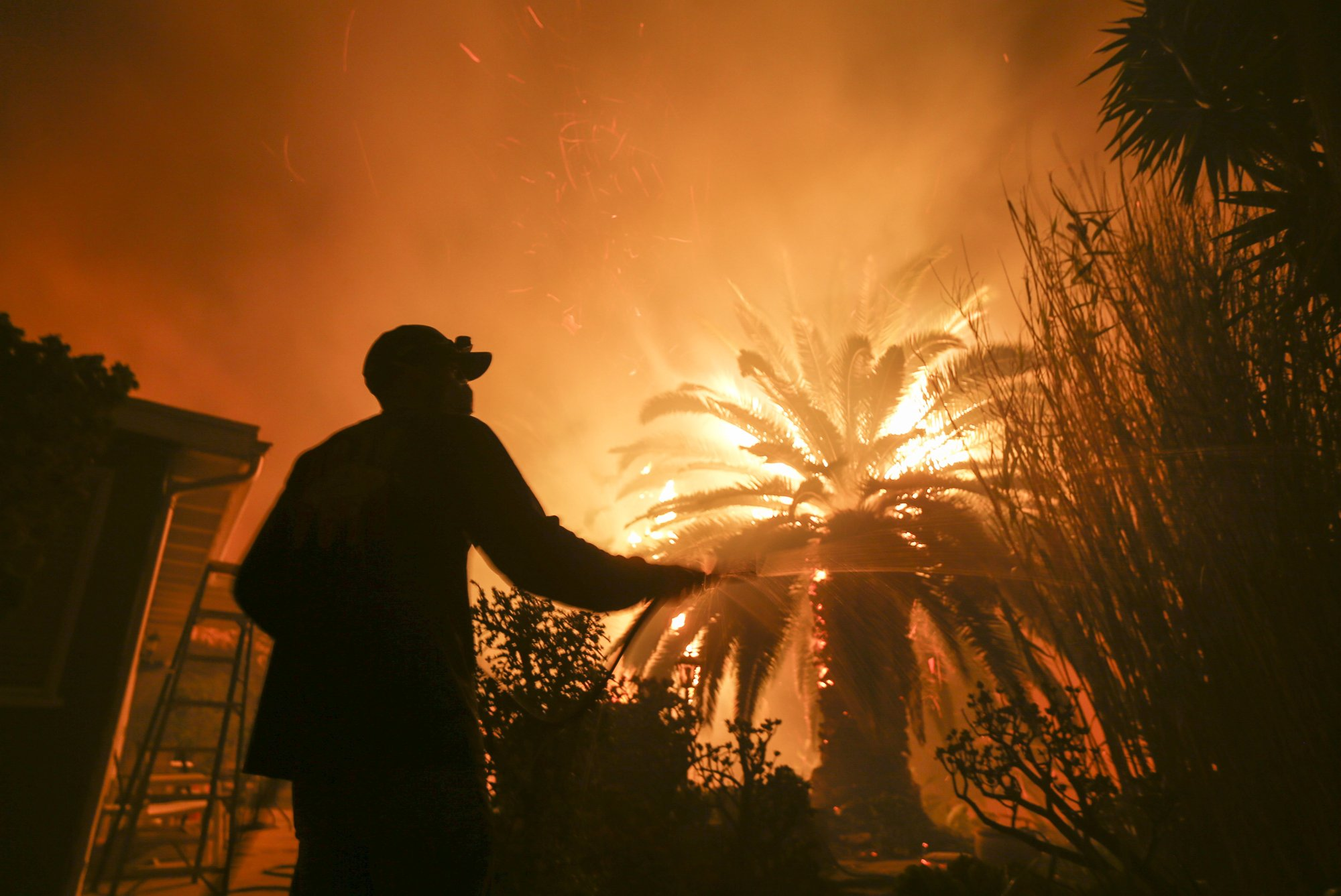 Chinese students offered free housing amidst Southern California blaze