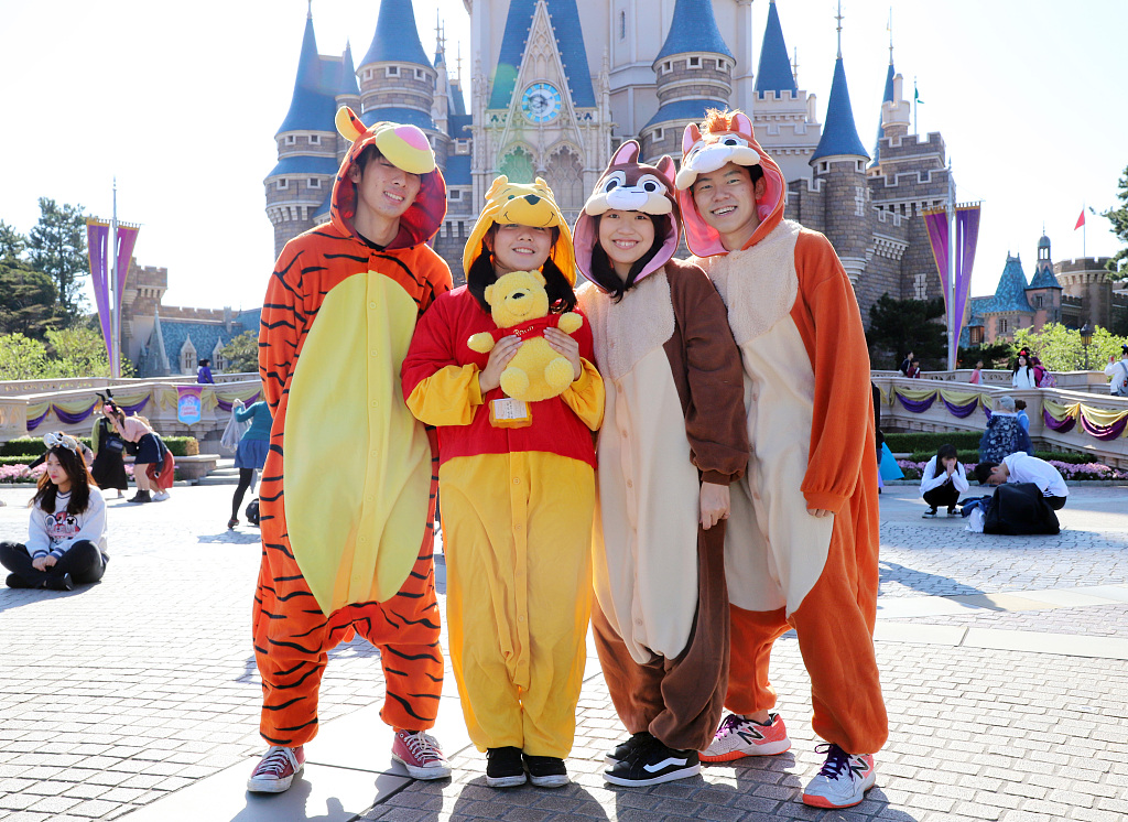 China to become largest theme park market by 2020