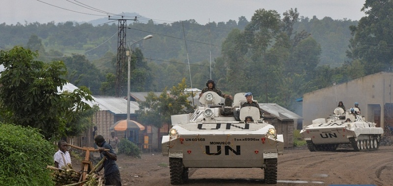 Security Council condemns killing of UN peacekeepers, national soldiers in DRC