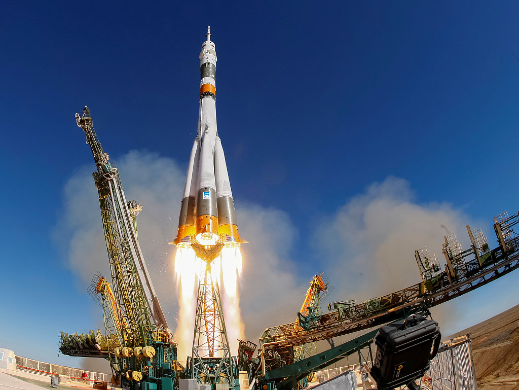 Russia set for first ISS launch since accident