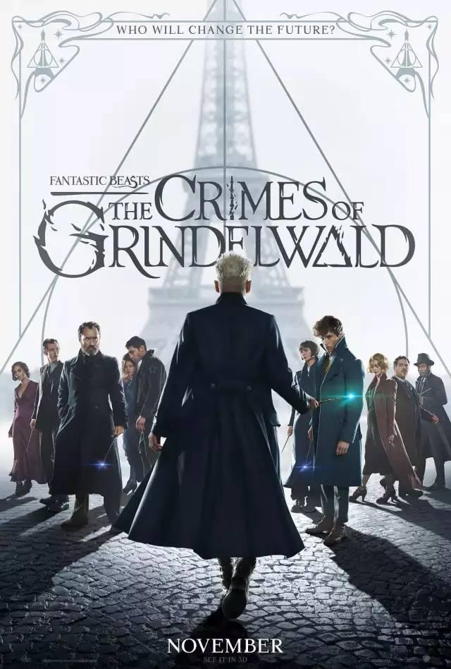 "New ""Fantastic Beasts"" movie hits Chinese screens"
