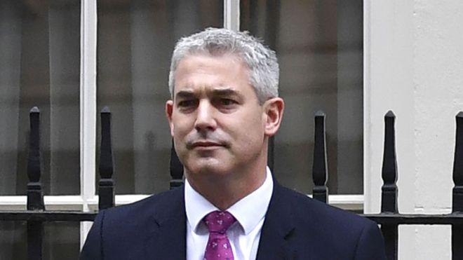 Britain names new secretaries following resignations