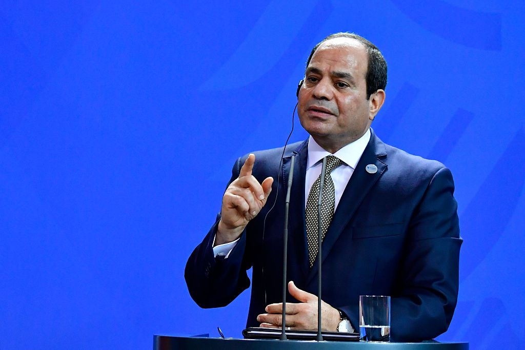 UN conference opens in Egypt for efforts to improve biodiversity