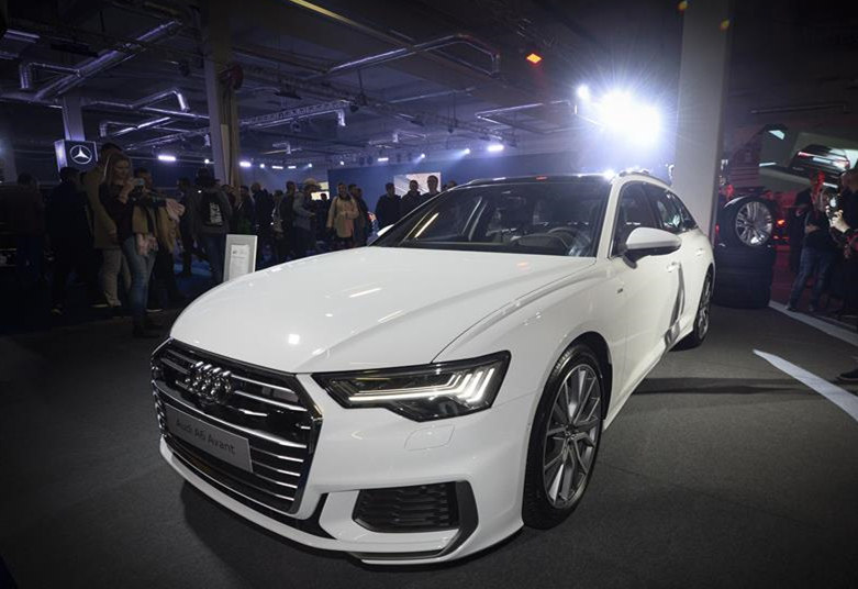 Warsaw Motor Show 2018 held in Poland