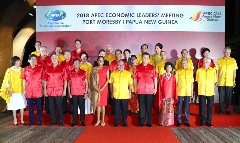 APEC summit in Papua New Guinea