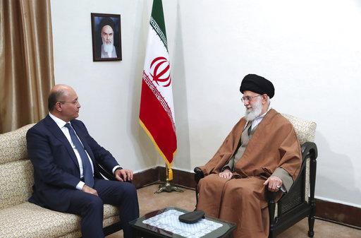 "Iran, Iraq vow to bolster ""brotherly"" ties despite US pressure"