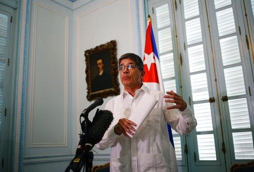 Cuba denounces US toughening of embargoes
