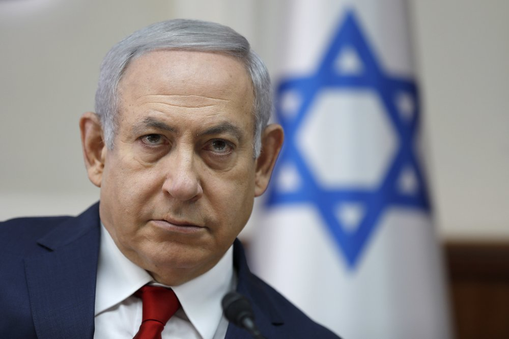 Israeli PM Netanyahu takes over defense ministry