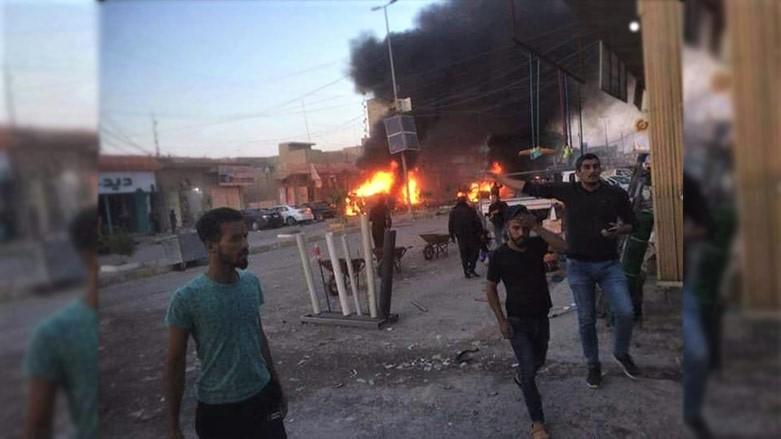 5 killed in car bombing in Iraq's Salahudin