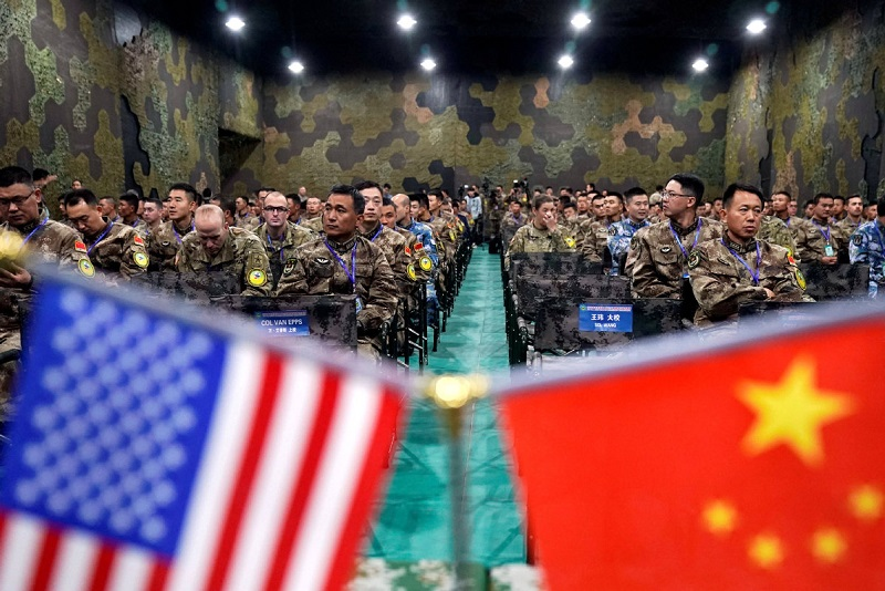 PLA, US troops find 'common bond' in weeklong disaster response drill