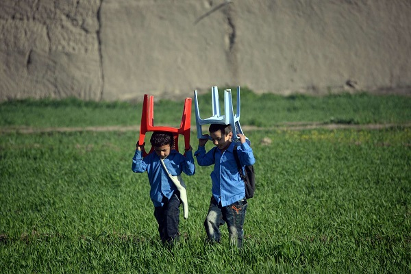 3.7 mln Afghan children have no access to school: UNICEF