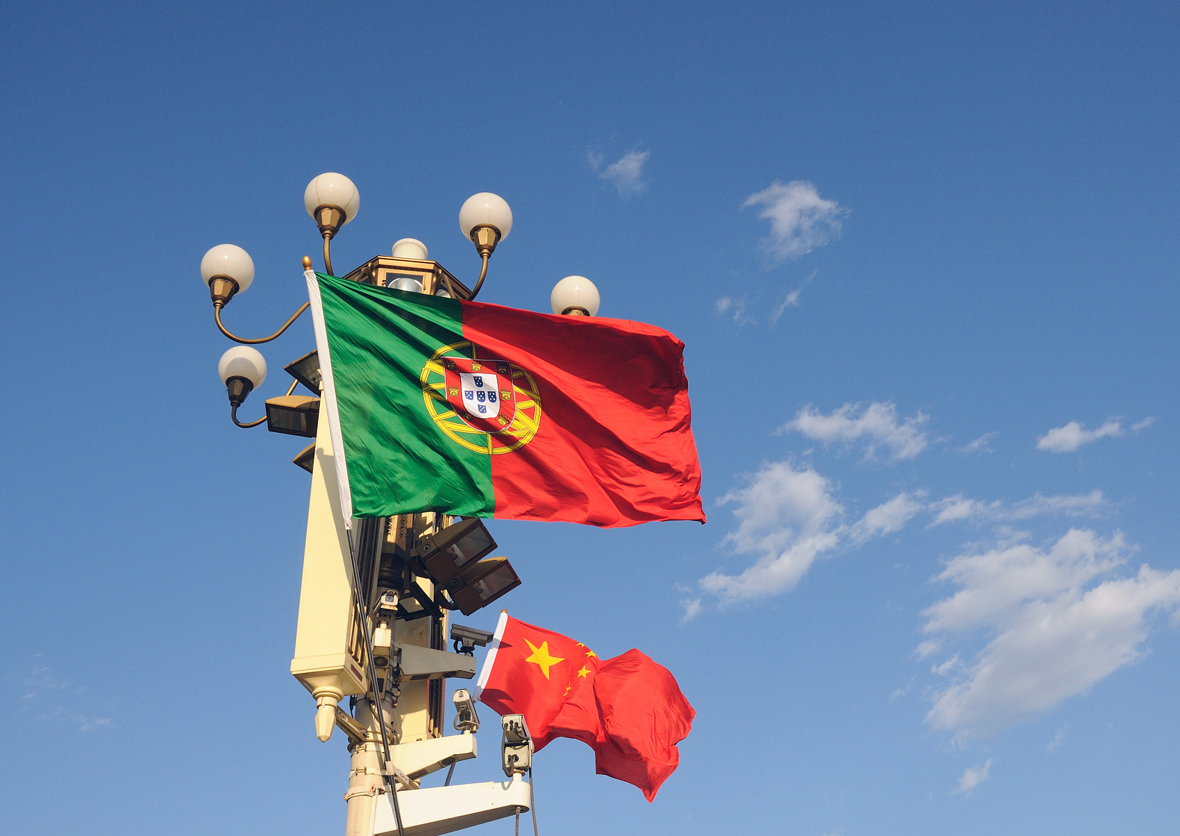 China, Portugal eye closer parliamentary exchange, cooperation