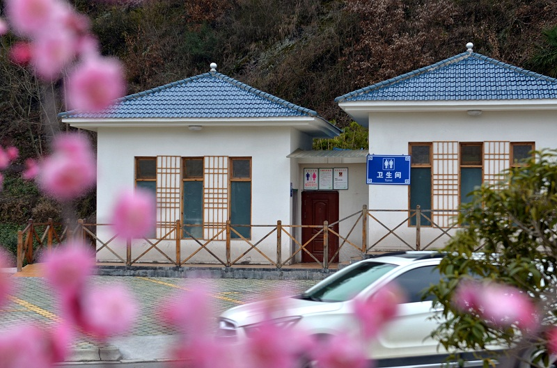 World Toilet Day: Beautiful public toilets in scenic spots across China