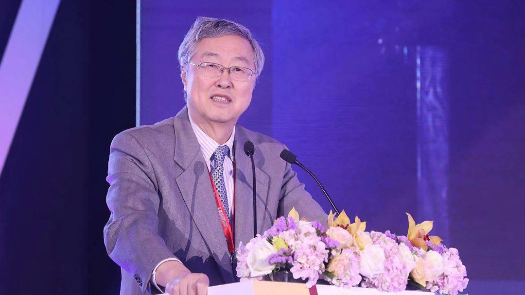 China's former central bank chief: Be wary of fintech