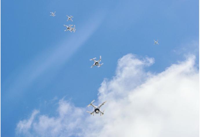 China launches pilot UAV traffic management program