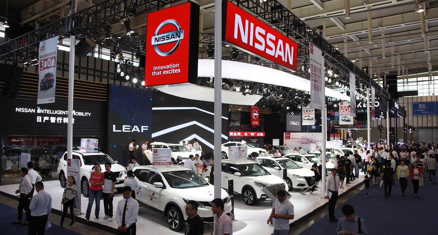 Nikkei opens lower on Wall Street's decline, Nissan falls 6 pct. following arrest of Ghosn