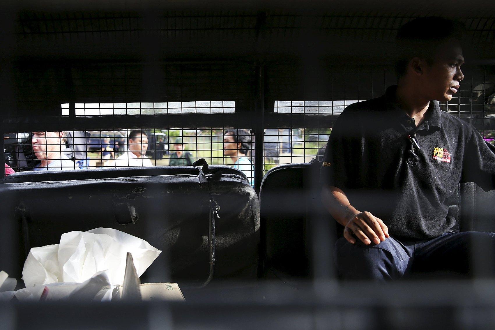 73 smuggled Myanmar nationals sent back from Thailand