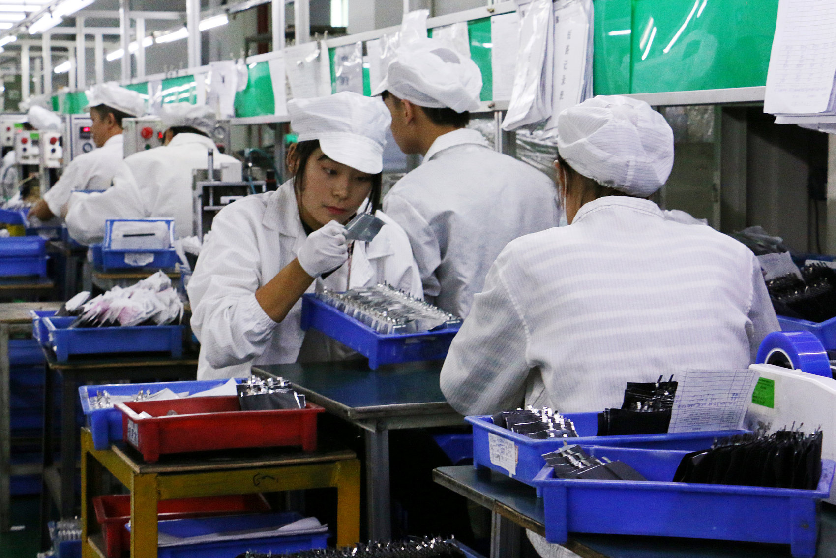 Next-generation solid-state batteries in production in China